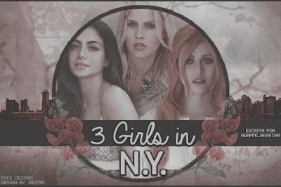 DS: 3 Girls in N.Y. (Agappe_Akantha)