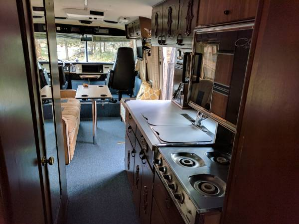 Used Rvs Lovingly Restored 1973 Dodge Travco 270 For Sale