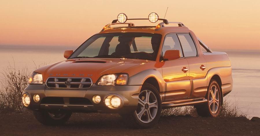All We Ll Drive The Subaru St X Story