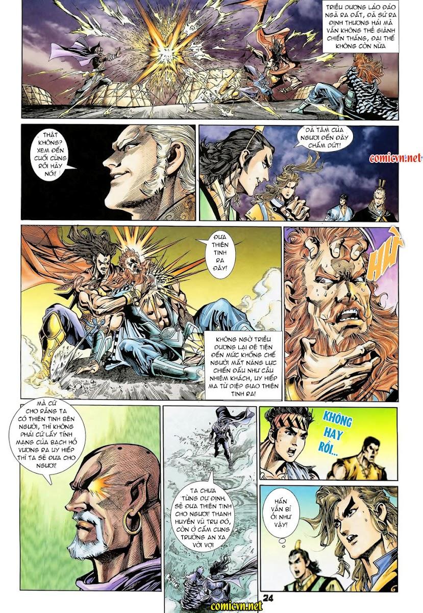Đại Đường Uy Long chapter 92 trang 24