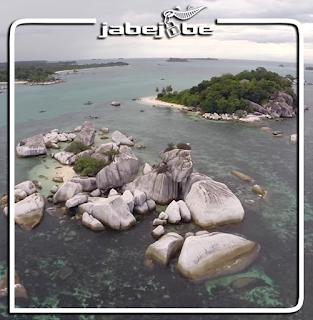 Batu Garuda Belitung