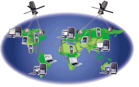 Globalisasi Pada Alat Komunikasi Purnama Blog