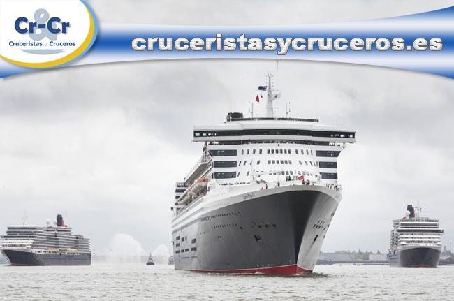 ► Cunard Line presenta sus cruceros para Navidad y el 2017