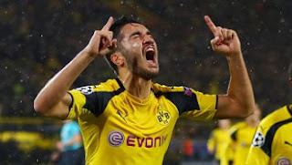 Borussia Dortmund vs Legia Warszawa 8-4 Video Gol & Highlights