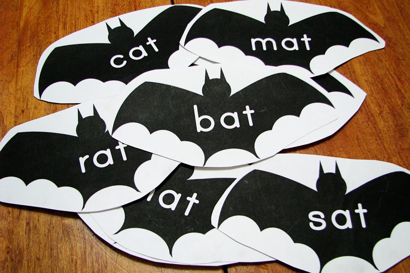 Mommy S Little Helper Bat Preschool Theme