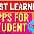 Top 7 Learning Apps For Students. Educational Apps.
