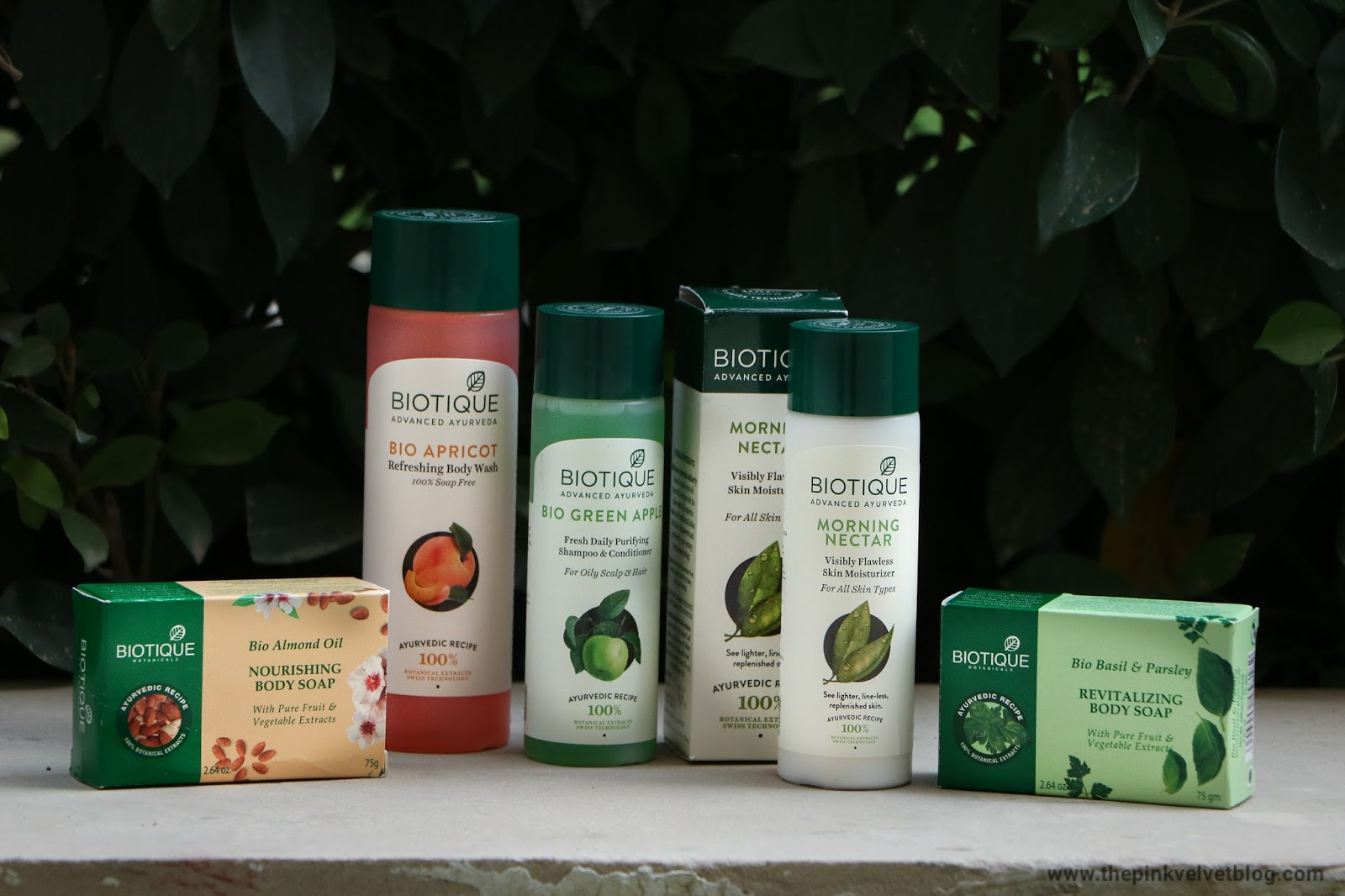 Biotique Range