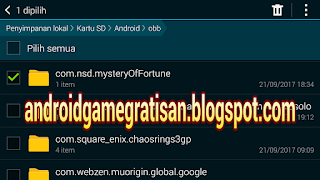 Mystery of Fortune apk + obb