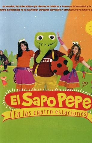 El Sapo Pepe: En las Cuatro Estaciones [2015] [DVDR] [NTSC] [Latino]