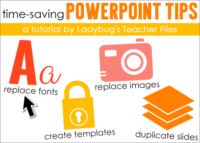 Time Saving PowerPoint Tips