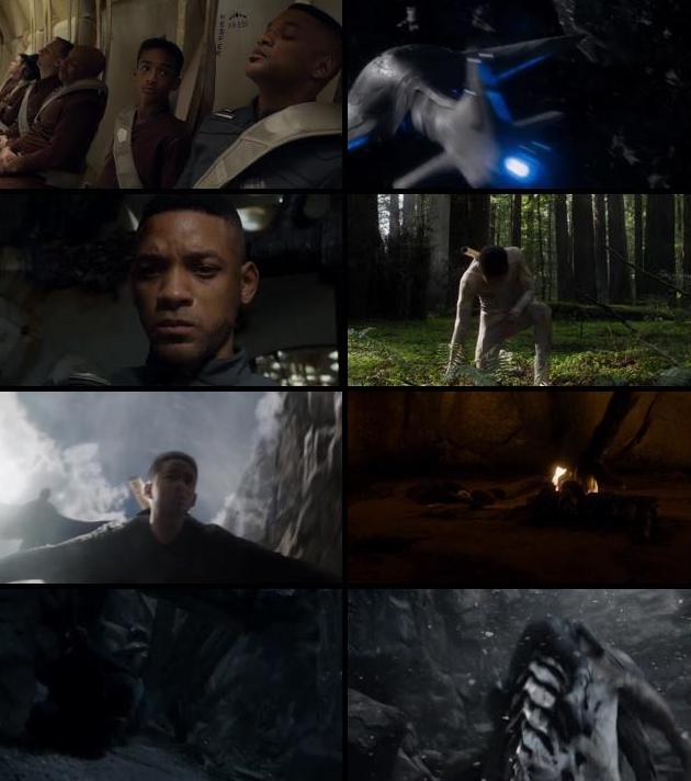 After Earth 2013 Dual Audio Hindi 480p BluRay 300mb