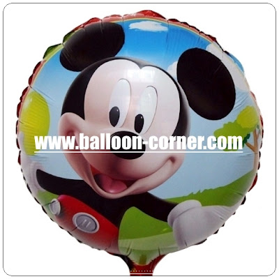 Balon Foil MICKEY MOUSE