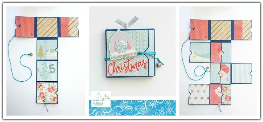 Mini Álbum Christmas