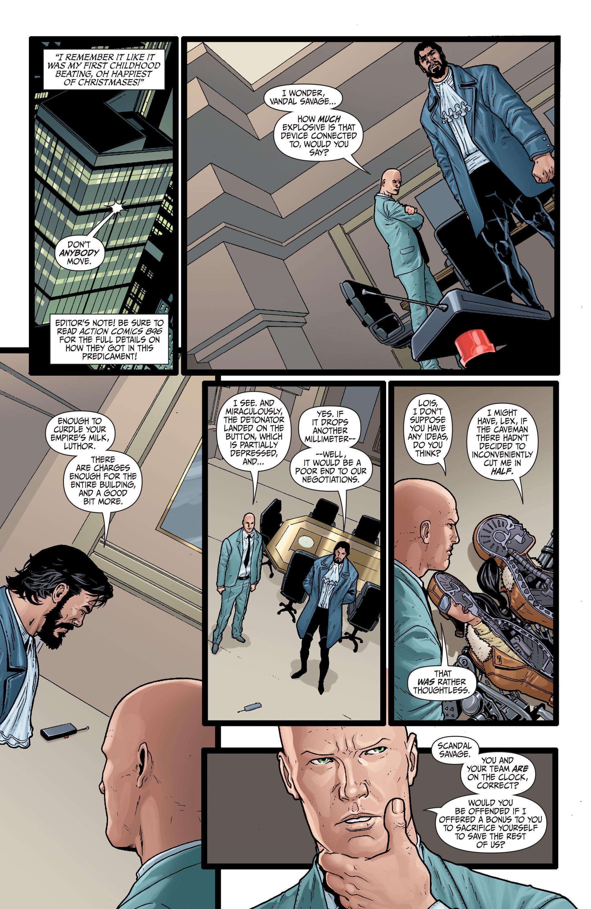 Read online Secret Six (2008) comic -  Issue #29 - 3