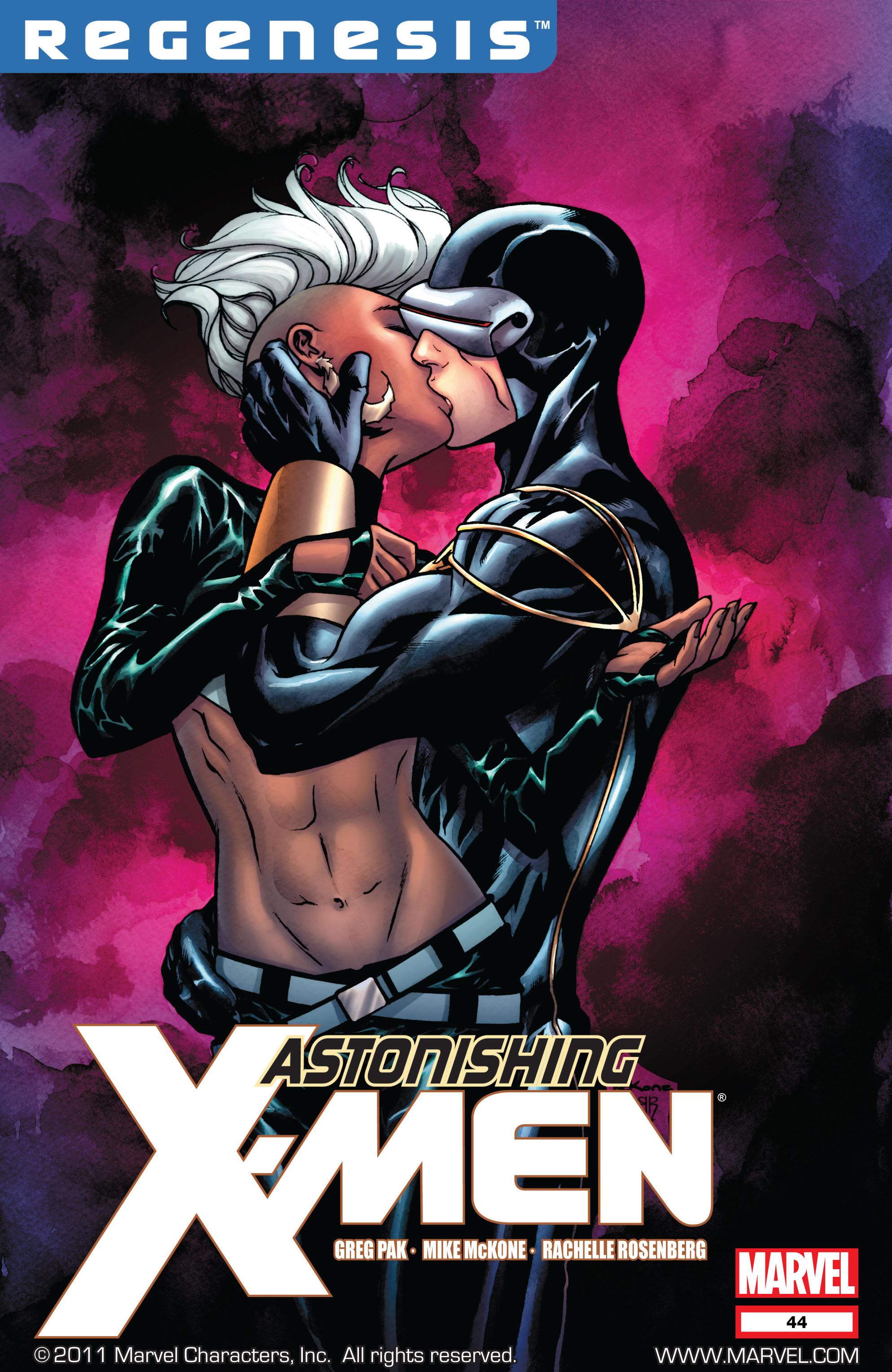 Astonishing X-Men (2004) 44 Page 1
