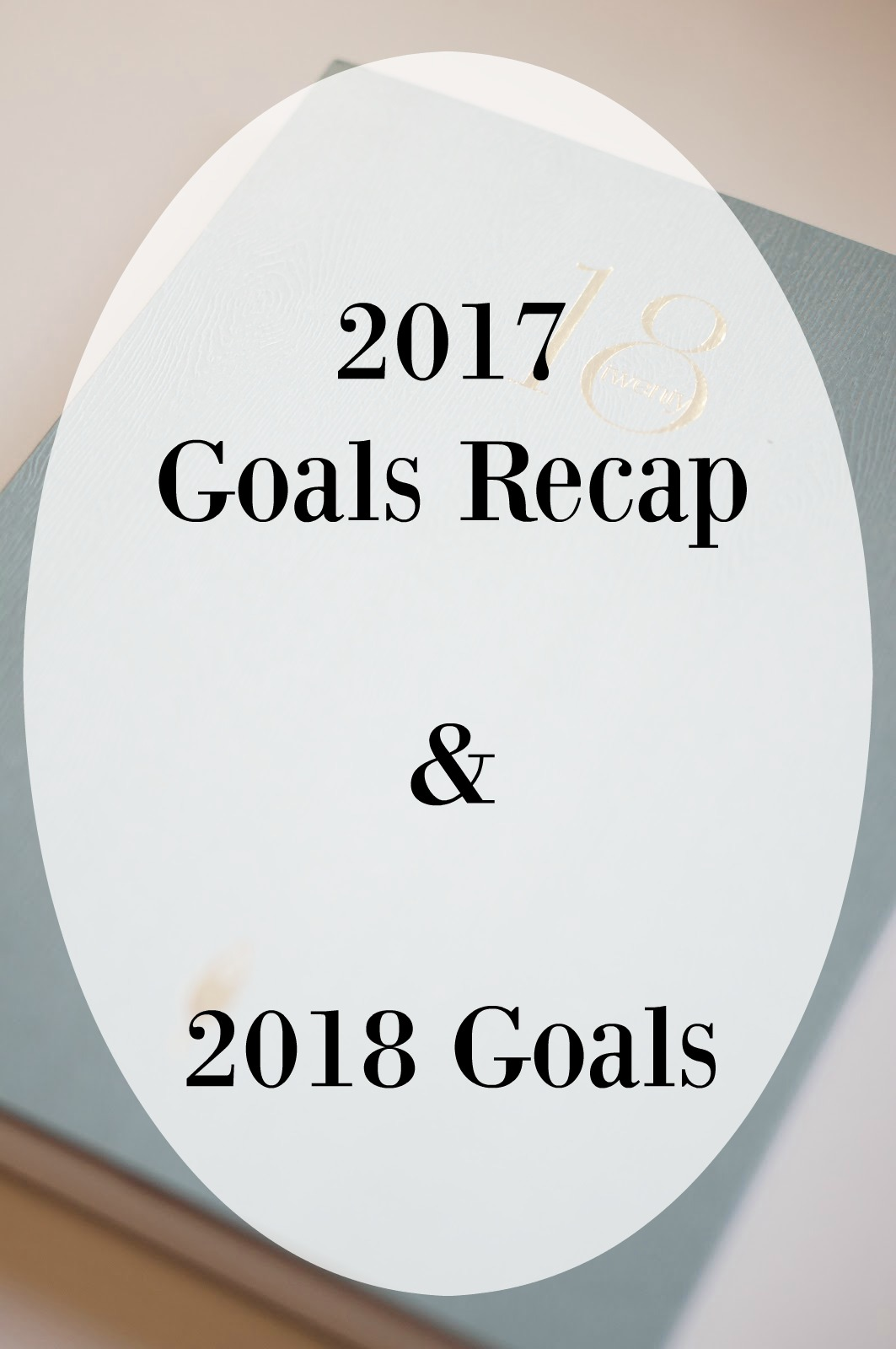 North Carolina style blogger talks all about her 2018 goals.  Click to read more!