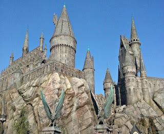 Wizarding World of Harry Potter, Universal Studios, Hogswart