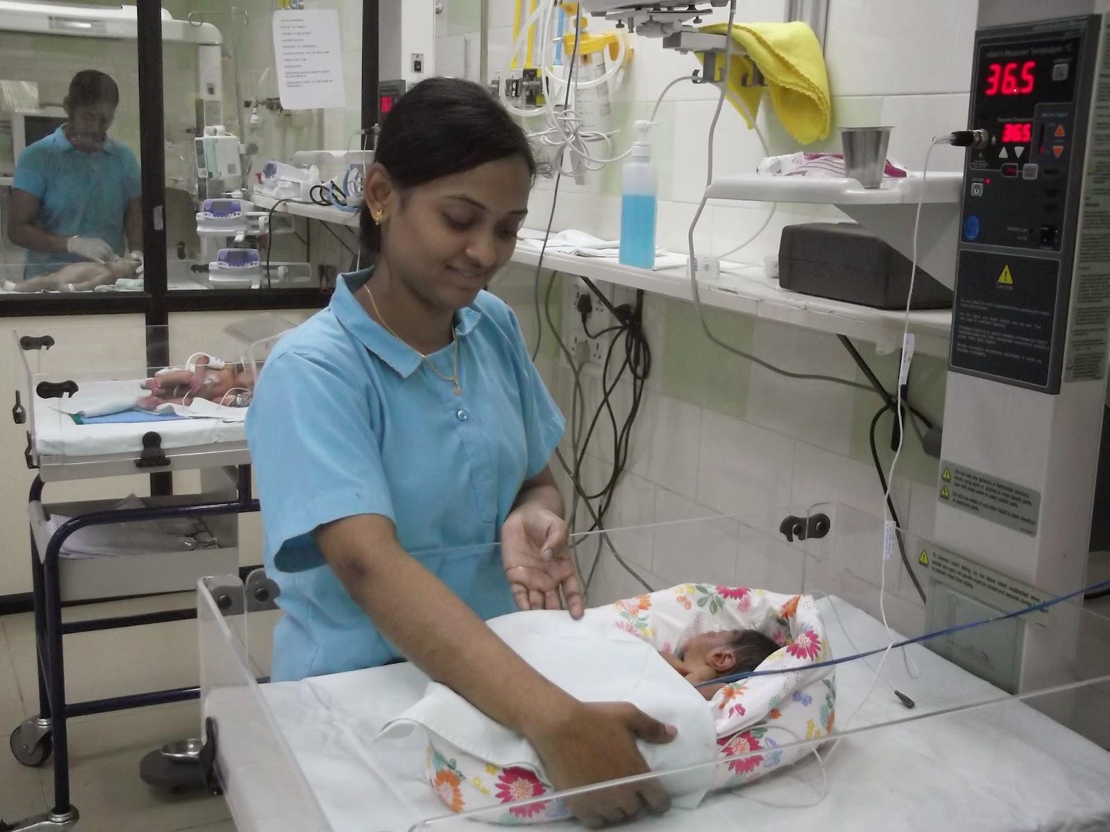 Las enfermeras del turno de noche - 1 part 1