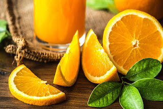 Orange is a citrus fruit which is rich in source of vitamin c
