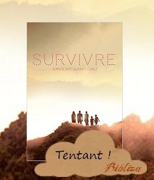 Survivre Roman SF Jeanne Bocquenet-Carle Rageot 2016 Ado Avis Critique Blog Bretagne Aventure