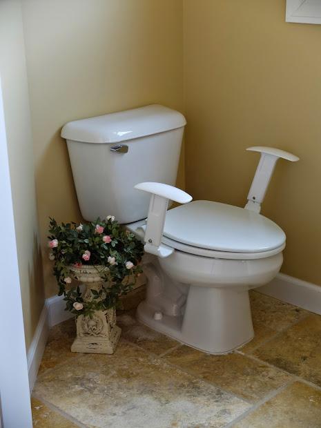 ADA Handicap Toilet Seat Height