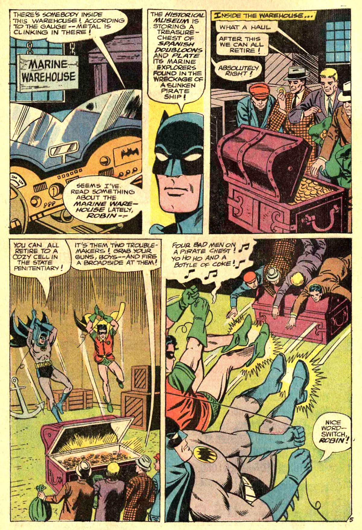 Detective Comics (1937) 364 Page 7
