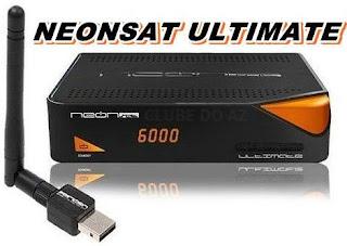 ATUALIZAÇÃO NEONSAT ULTIMATE HD U110 NEONSAT-ULTIMATE
