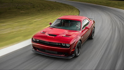 2018 Dodge Challenger Hellcat SRT Widebody Muscle Car