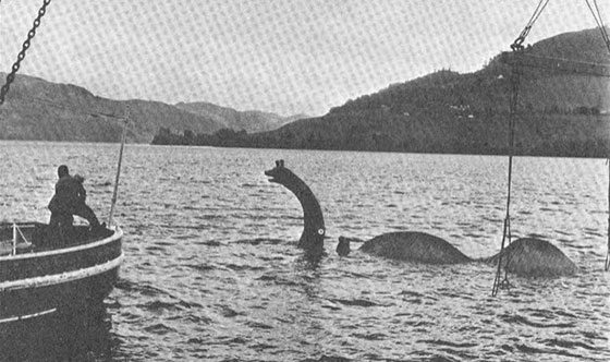 Loch Ness 'Monster' Found in Scotland Underwater Search