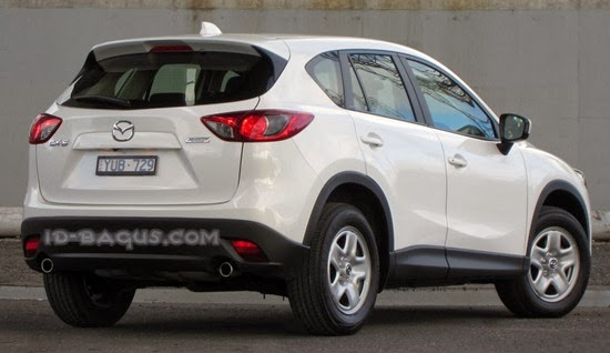 Mazda cx 5 reviews