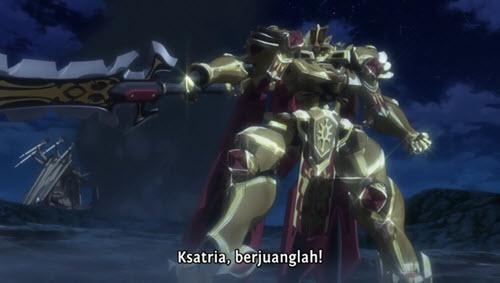 Knight's & Magic Episode 12 Subtitle Indonesia