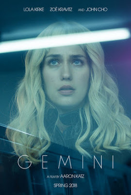 Gemini 2017 Full English Movie 720p BRRip 850MB Download