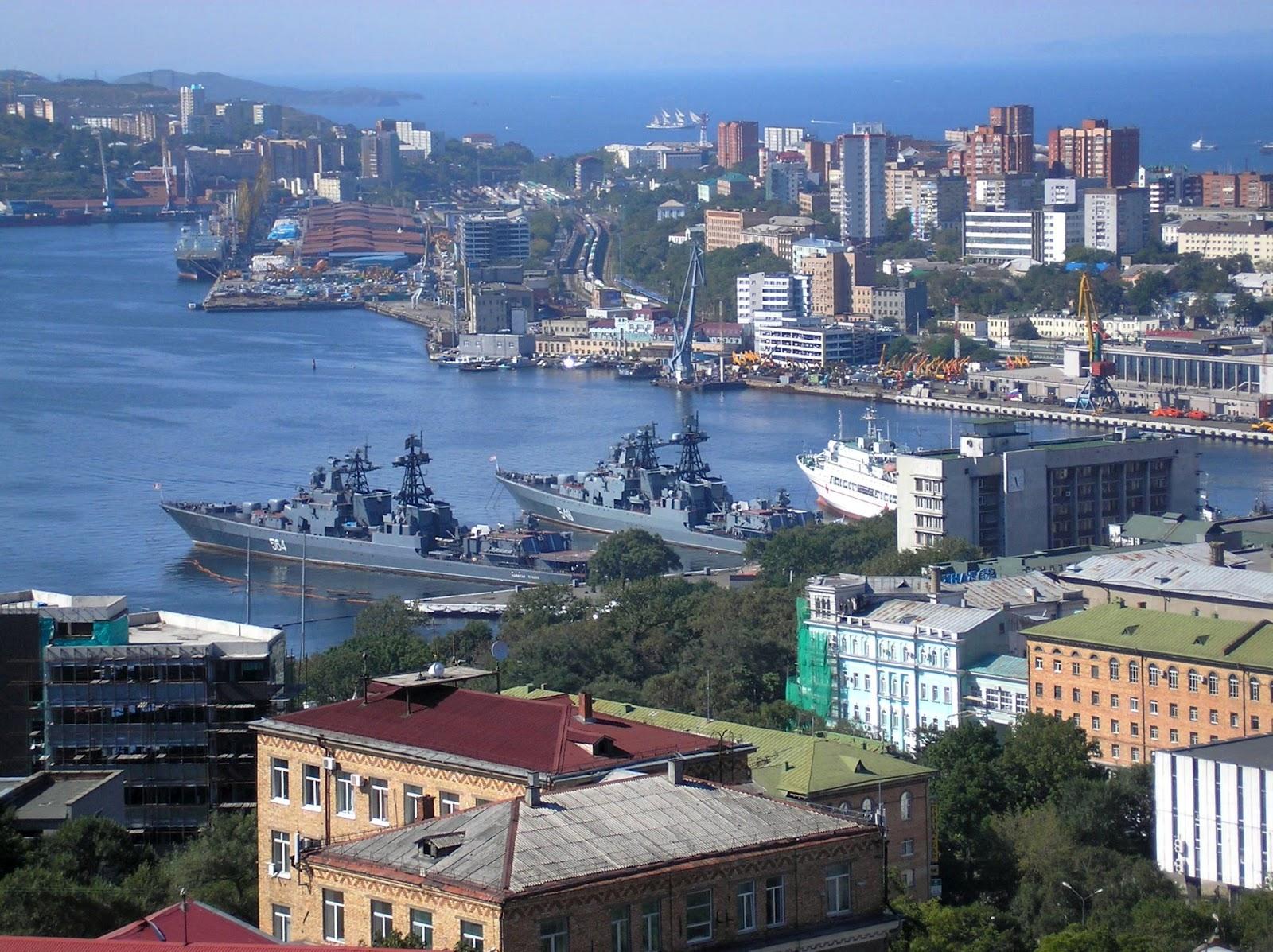 фото панорама улиц владивосток такое кпд