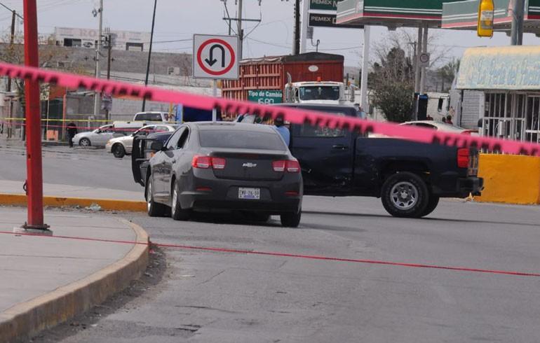Ejecutan a dos Policías  Ministeriales en Ciudad Juárez, Chihuahua
