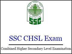 SSC CHSL Admit Card 2017 for Tier 2 (LDC DEO) 10+2