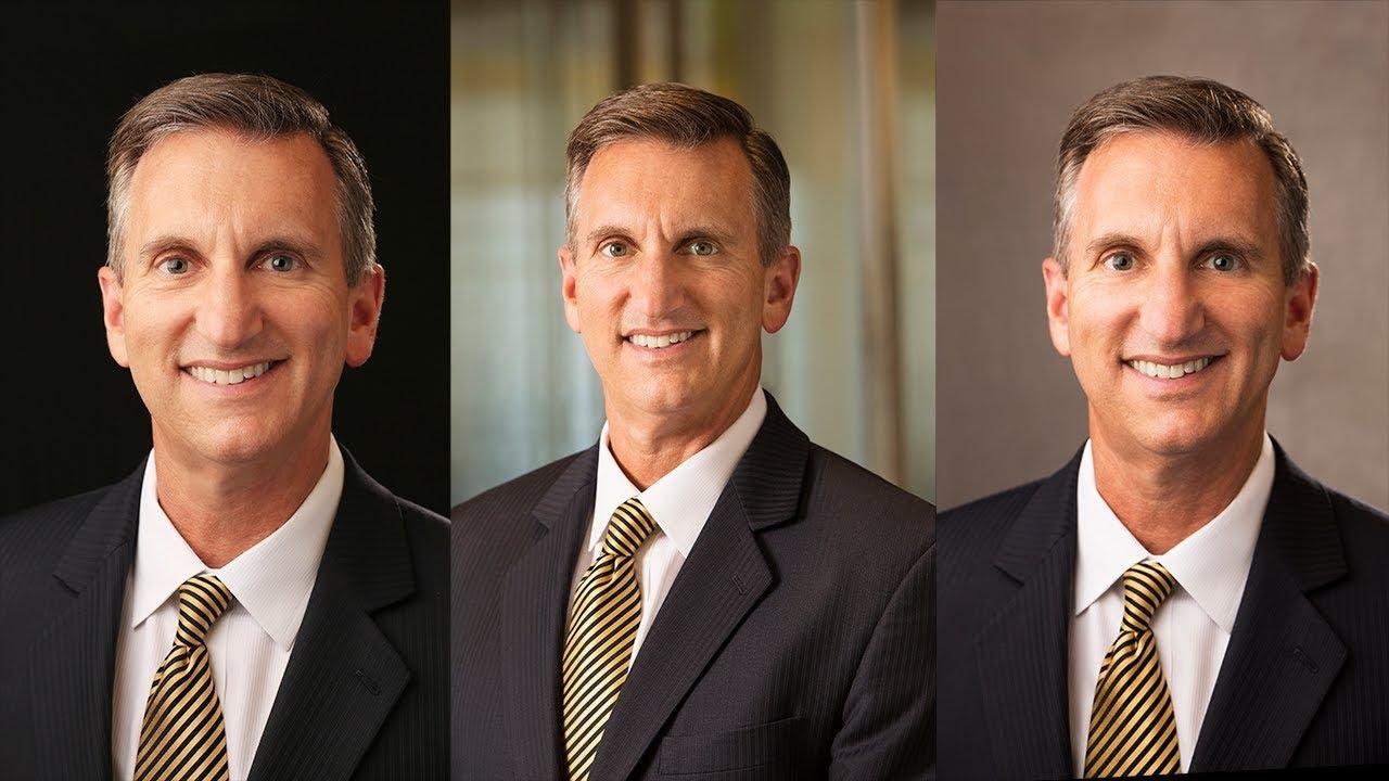 Corporate Headshots- 3 Looks in 30 Minutes