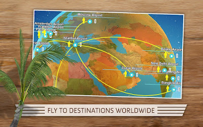 Take Off The Flight Simulator android apk Take Off The Flight Simulator v1.0.7 Full Apk + Data