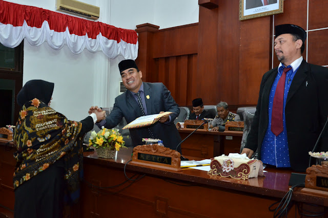 APBK-P Banda Aceh Tahun 2016 Diusulkan Rp 1,32 Triliun