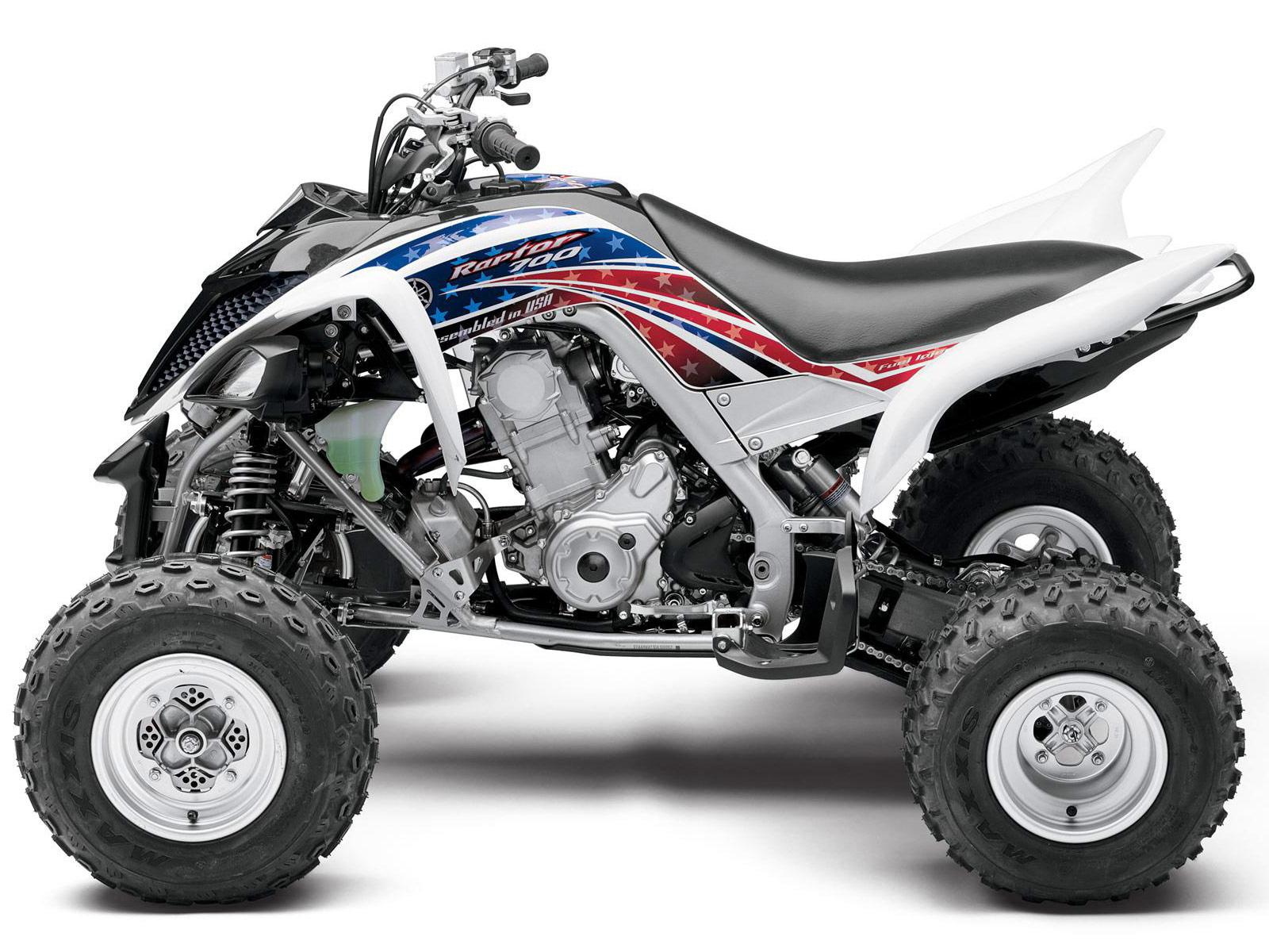 YAMAHA photos   2013 Raptor 700 ATV review and ...