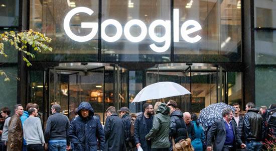 Google indeniza funcionários homens por ganharem menos que as mulheres