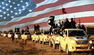 تعرف على خصائص داعش الأرهابي  التي تريدها أميركا و يحقق مصالحها في المنطقة !