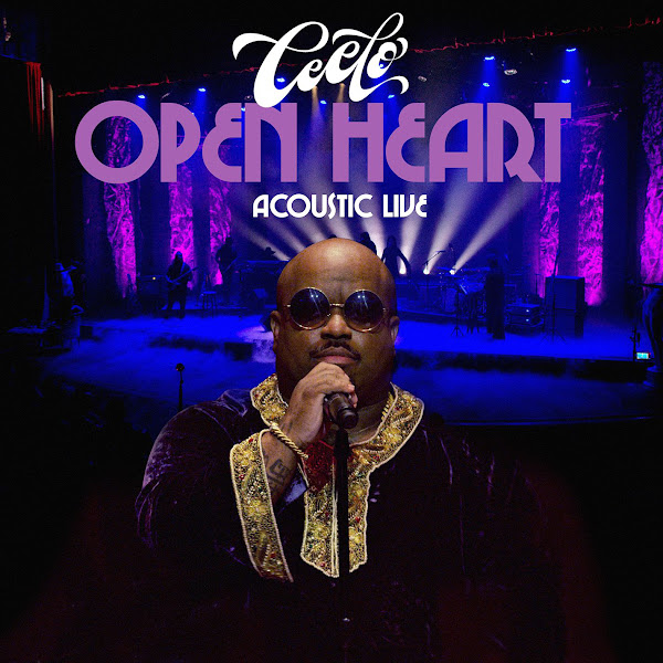 CeeLo Green - Open Heart (Acoustic Live) Cover