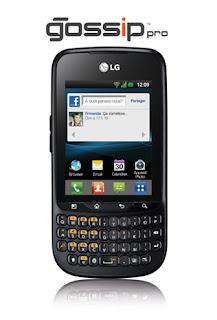 LG Gossip Pro C660R