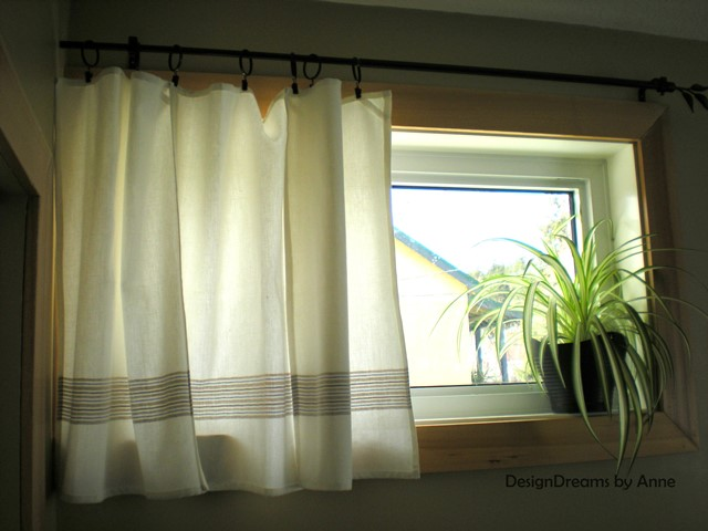 Designdreams By Anne 5 Minute Pillow Shams Curtains For 6
