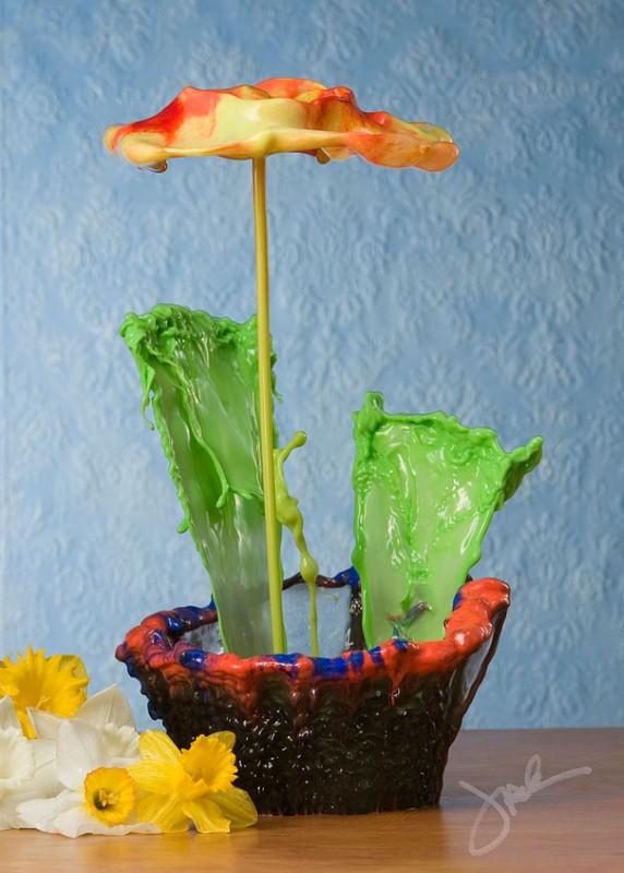Жидкие цветы. Jack Long 11