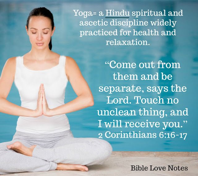 6 Questions Christians Should Ask Before Doing Yoga