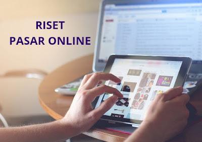 Cara riset pasar online