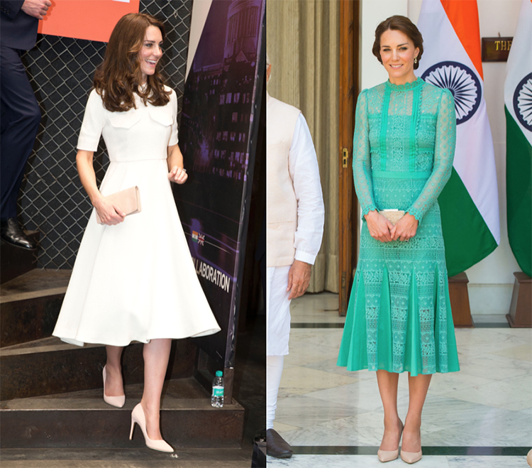 What Should Kate Wear To A Garden Party And More