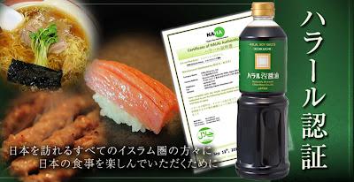 Contoh Makanan Halal
