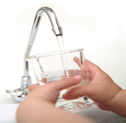 حنفية فلتر المياه